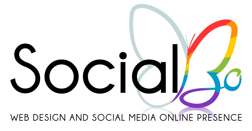 SocialBo Logo Designed by SocialBo